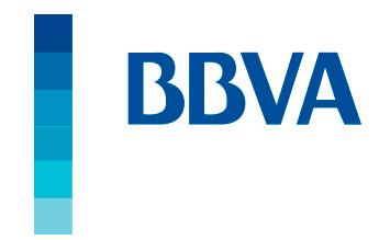 Transferencia BBVA